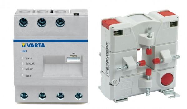 VARTA Link 300 Ampere mit Kupferschienenwandler