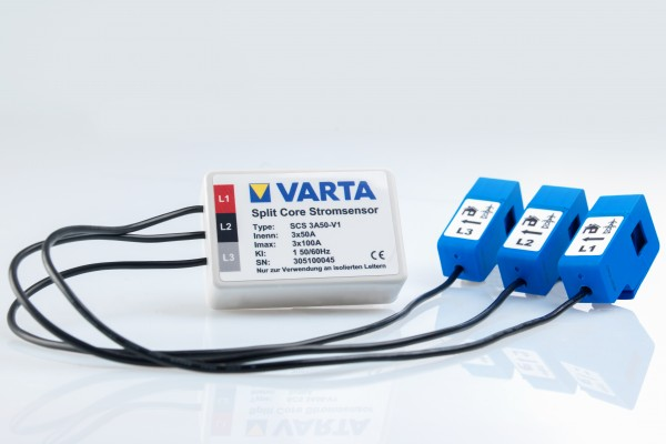 VARTA Split Core Stromsensor