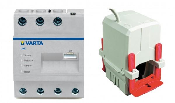 VARTA Link 300 Ampere - Kabelanschluss