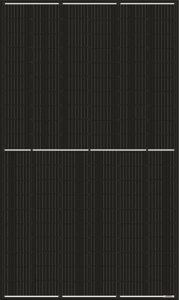 Amerisolar M 375 Wp AS-6M120-HC Black